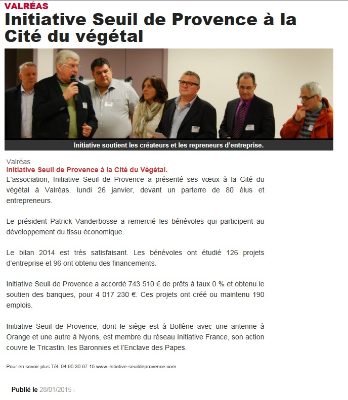 28012015 initiative seuil pce à CV